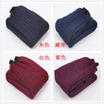 Wholesale new old quilting cotton pants fashion, warm trousers for men and women