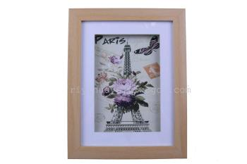 Solid paper jam picture frame picture frames customized creative frame embossed painted by Home Hotel decoration