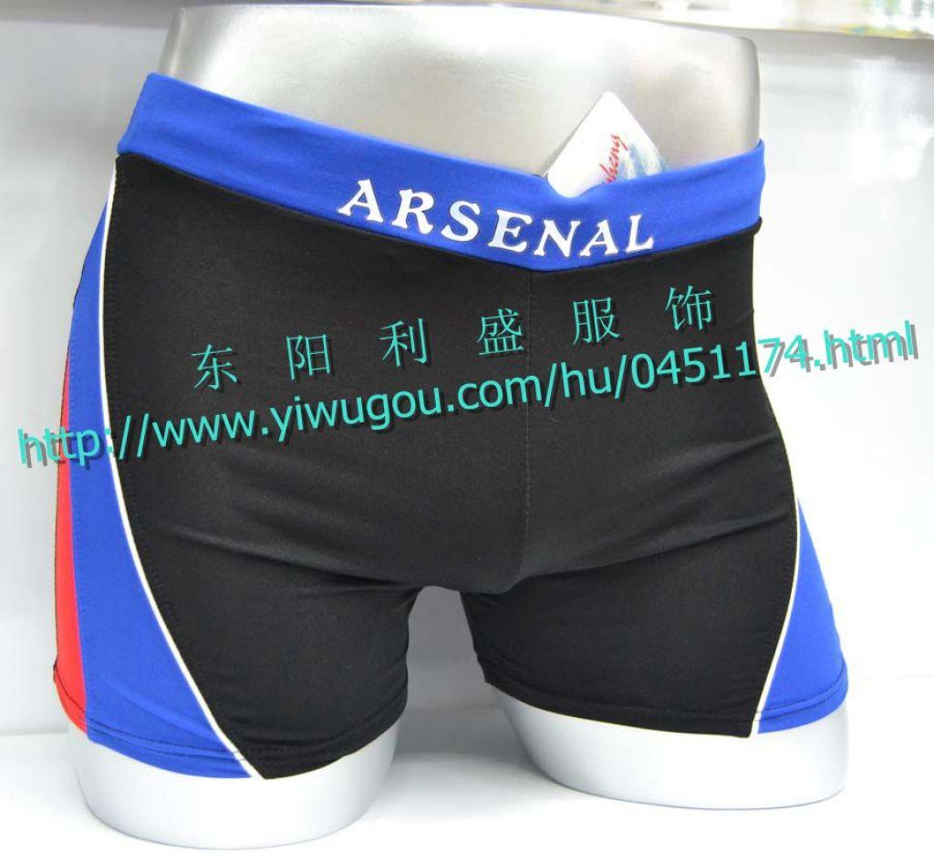 男士泳裤_东阳利盛服饰图片