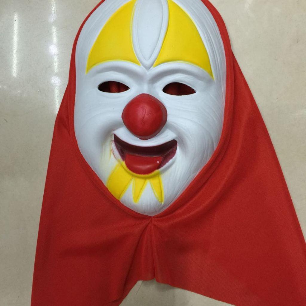 小丑面具_义乌魔佩工艺品厂