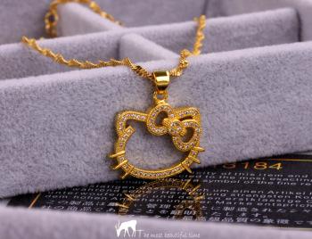 роскошный старинный инкрустированные кулоны кт кпп привет ktiyy циркон ювелирные украшения кулоны ожерелье микро - инкрустация евро