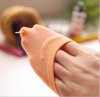 Super elastic velvet stealth boat shallow mouth Candy-colored silicone non-slip socks stockings