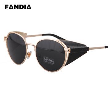reflective circle sunglasses  windshield reflective
