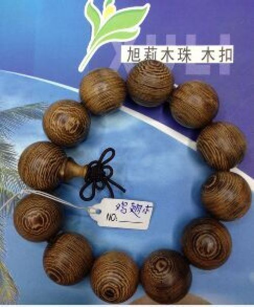 Natural chicken-wing wood beads wood clear wood bead Rosary bracelets men's bracelets!