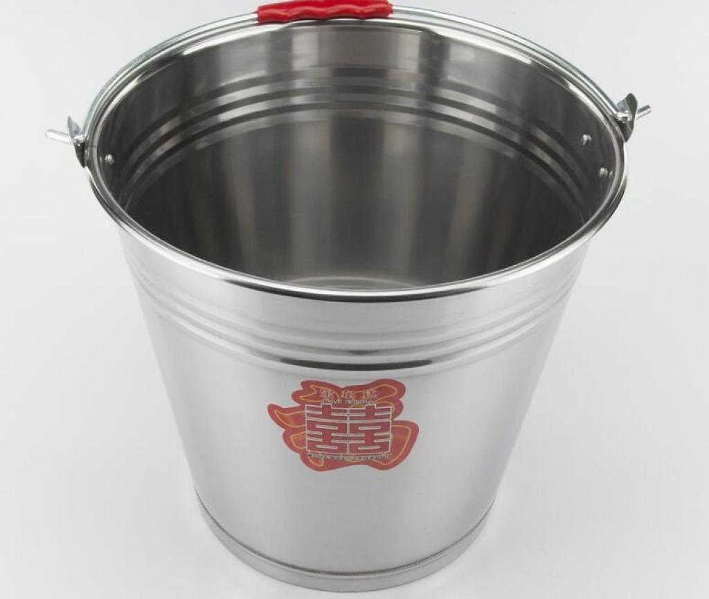 不锈钢水桶 湖南水桶 食堂桶