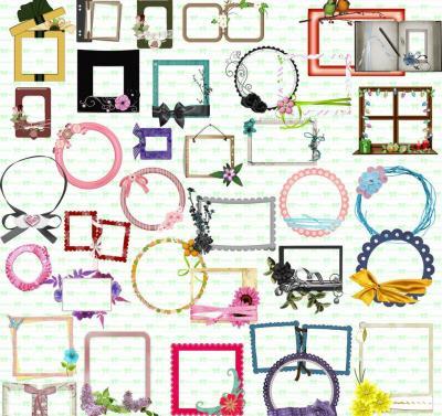 可爱相框图片 可爱相框图片