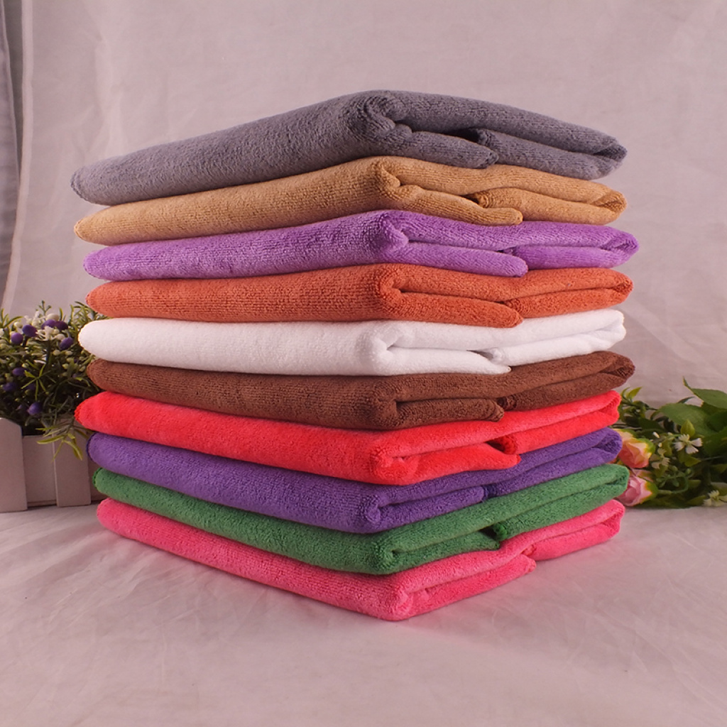 Supply Microfiber Towel Towels Wholesale Sanding