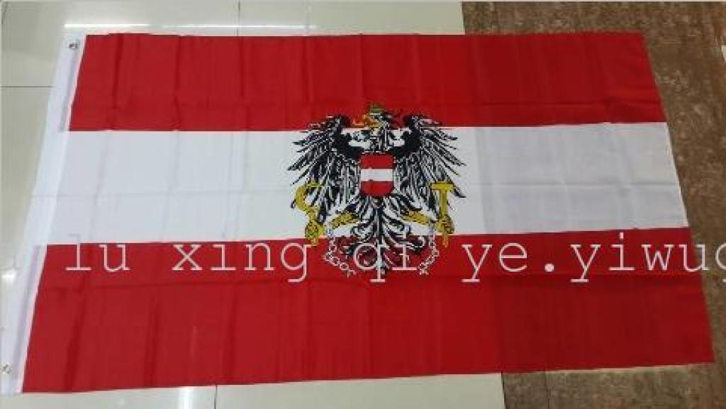 世界国家国旗 奥地利 德国 美国