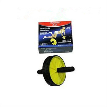 Power roller wheel belly in gym home fitness equipment
