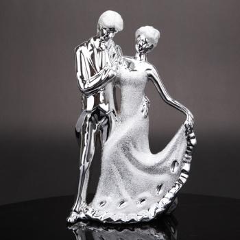 Wedding decoration ceramic ceramic crafts plating ceramic ornaments