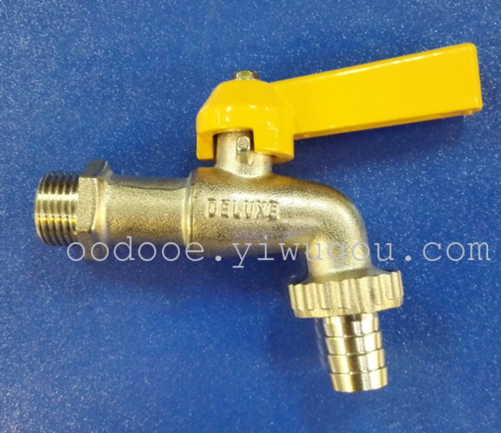 Supply Leaking copper water nozzle brass water tap faucet hose ball ...