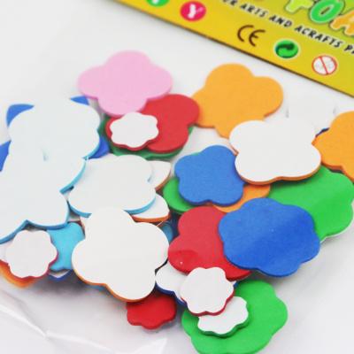EVA mini manual pressure alphanumeric sticker jewelry puzzle educational toys