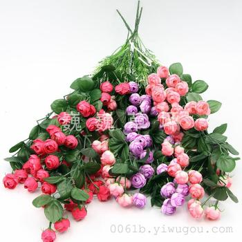 Flowers artificial flowers big Board hanging fake flower wedding supplies holiday home decoration flowers