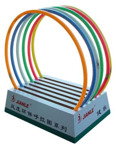 Original gateway 90cm/80cm/70cm-style green Hula Hoop fitness