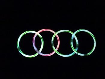 Fluorescent thread bracelet 8 inch bracelet chemiluminescence bracelet Manufacturers Direct Sales
