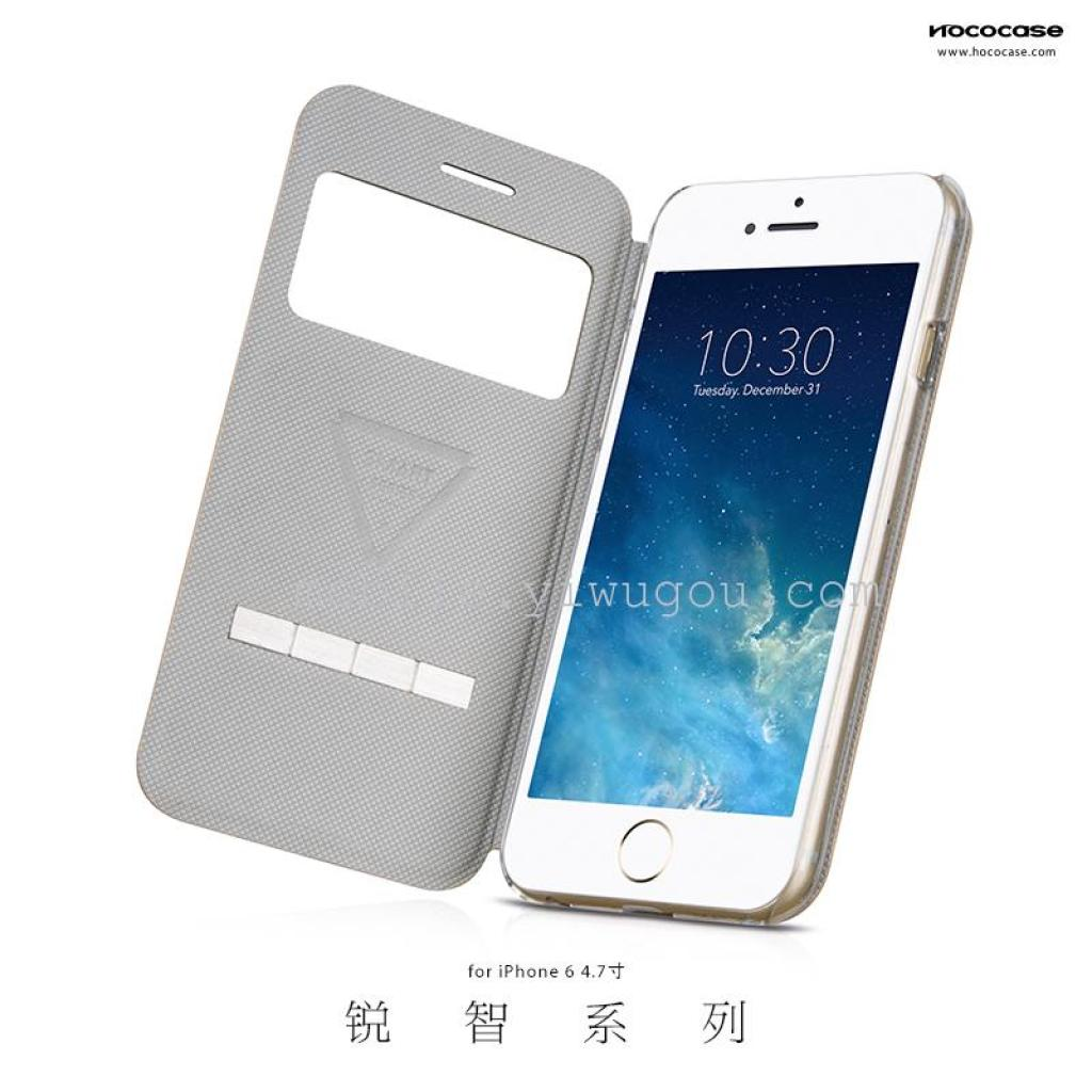 HOCO Iphone6手机壳锐智系列鹿皮纹