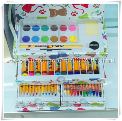 School supplies kit of high-end custom brush set