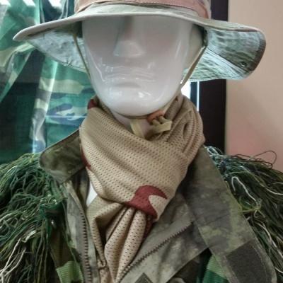 Supply Commando Scarves Outdoor Summer Sun Hood In Breathable Scarf
