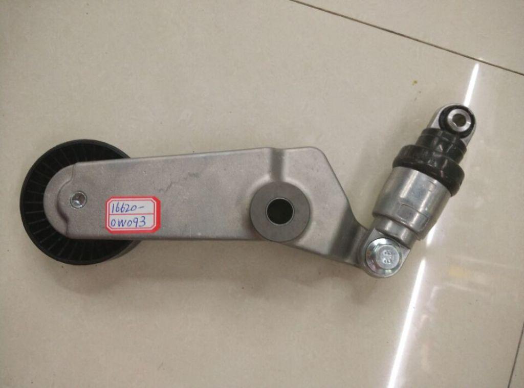 凯美瑞发动机皮带张紧轮16620-0w093
