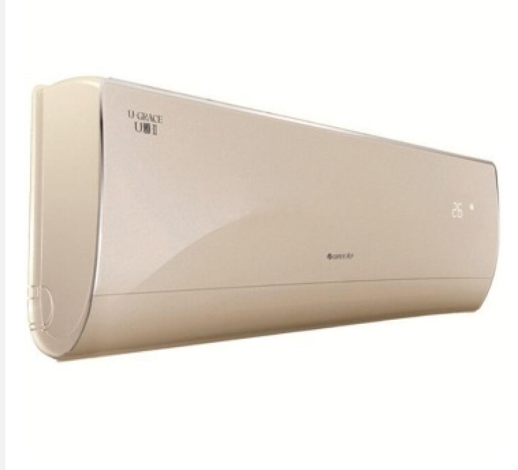 格力gree大1匹壁挂式 u雅ii变频系列 家用冷暖空调