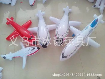 Toys, inflatable toys, inflatable airplane model factory direct wholesale
