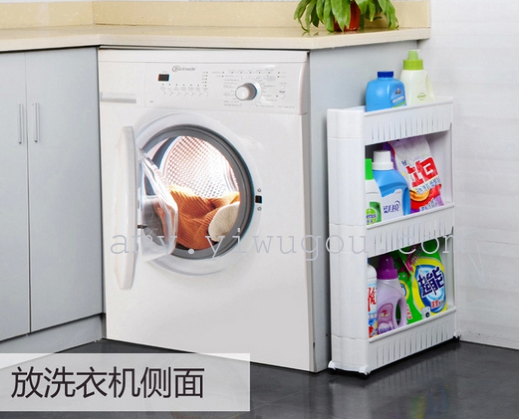 洗衣机架子置物