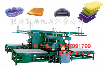 Inflatable toys, high-frequency machine, water swimming ring high frequency welding, PVC welding machine