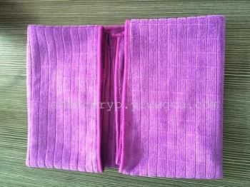 現貨 多功能超細纖維格子清潔毛巾 擦車巾 家用毛巾