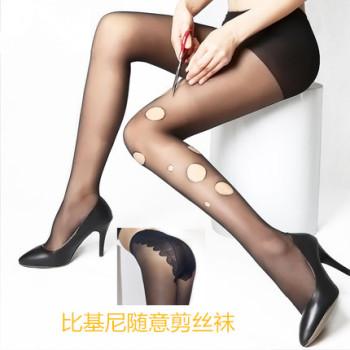 Any cut free cutting bikinis Stockings Pantyhose velvet tearproof silk stockings to prevent snagging no leakage