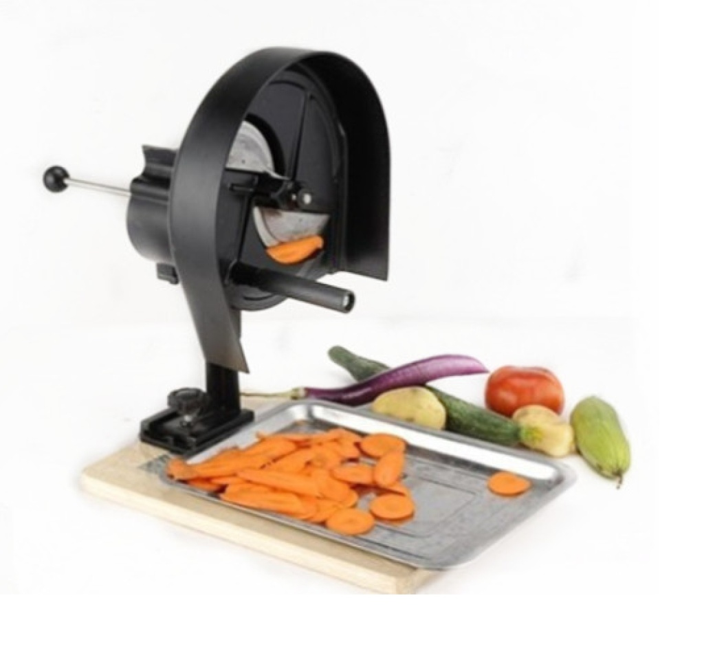 julienne vegetables machine