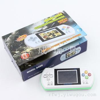 Electronic toys toy 8428 color retro game machine