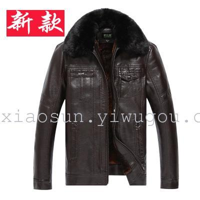 Spread the hot leather men's leather wander about Guangzhou wholesale specials cheap leather