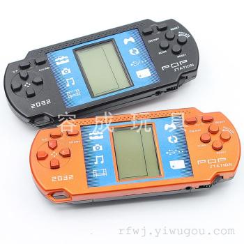 Electronic toys toy-like PSP retro games console machine