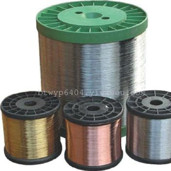 Axis spooling wire wire galvanized iron wire cleaning ball