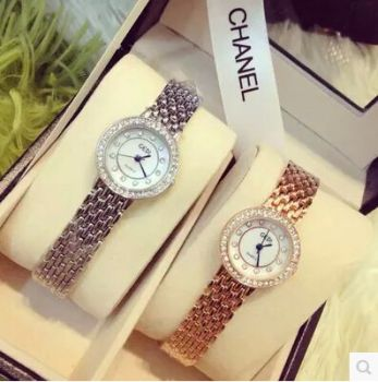 GEDi new best selling ladies watch quartz bracelet delicate chain table simple girls casual watches