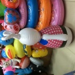 Inflatable toys children's toys