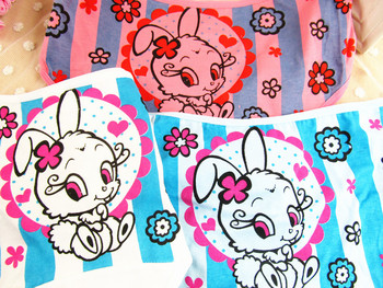Cartoon bunny cotton cotton girls underwear Su.Anne Ciani 3975