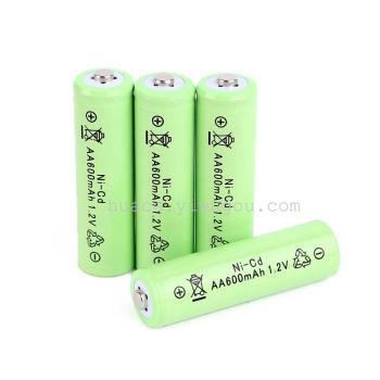 厂家直销5号电池 600mAh充电电池批发