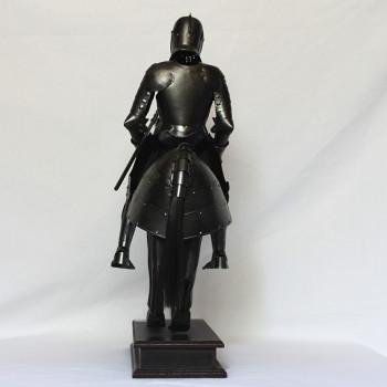 中世纪仿古骑士摆件 铁艺 纯手工制作 酒吧 家居装饰
