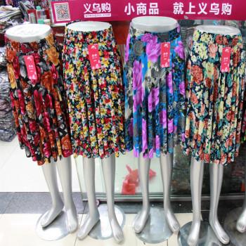 Old Xia Korean dress mother dress skirts, skirts wholesale