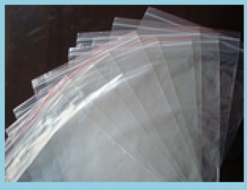 Ziplock bag trasparente OPP sacchetto PE bag gilet
