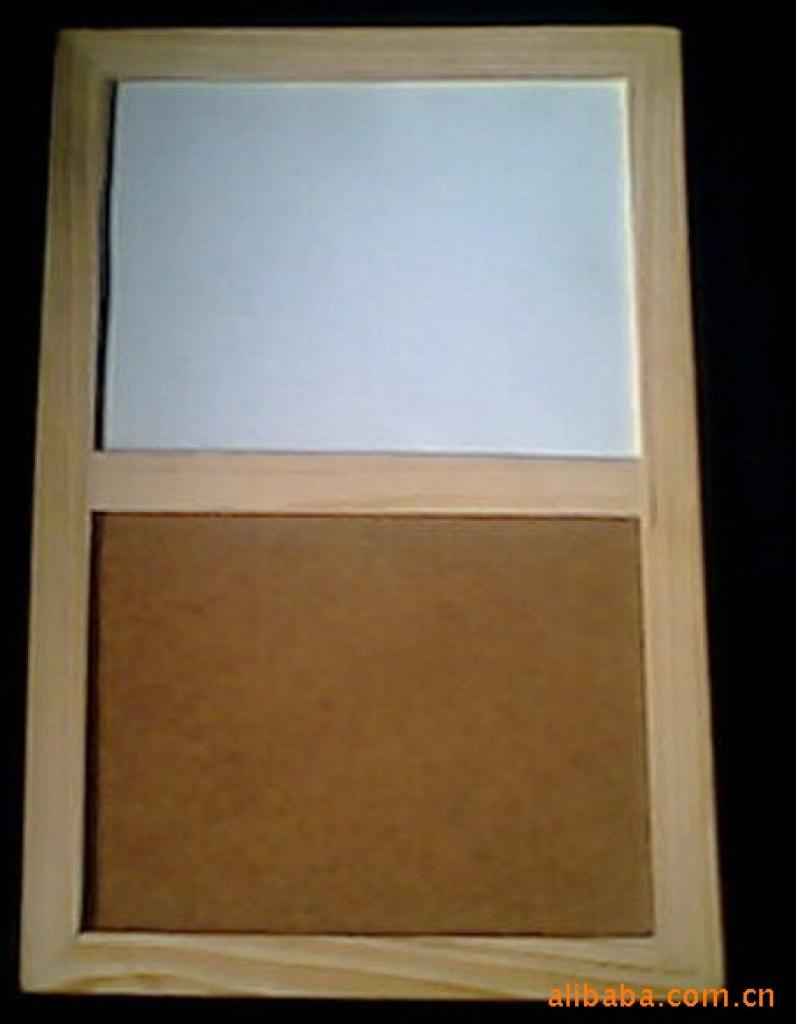 木边框黑板 移动小黑板 可混批 磁性白板批发