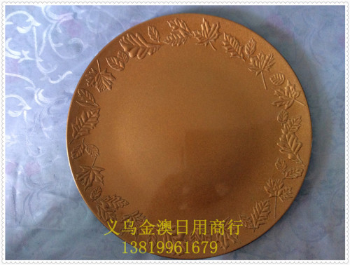 Manufacturers direct Christmas plate plastic tray tray tray gold plate. & Supply Manufacturers direct Christmas plate plastic tray tray ...