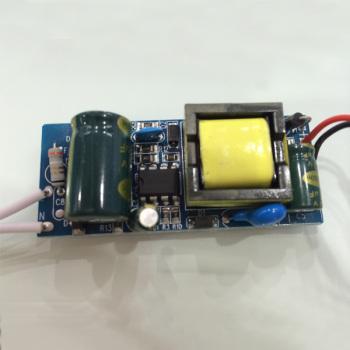 厂家批发 高端led 超薄圆形平板灯 18w