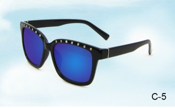 Girls ' generation the original color sunglasses Valentino trend rivet 2322