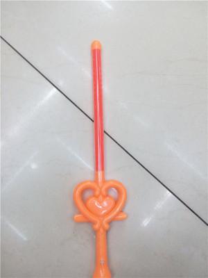 Blending love Flash stick toys toys