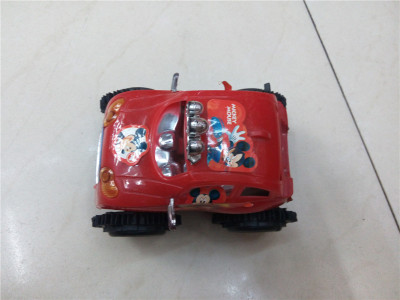 Plastic dump truck toy Mickey toys