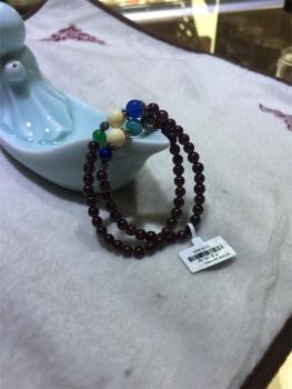 Natural Garnet bracelets