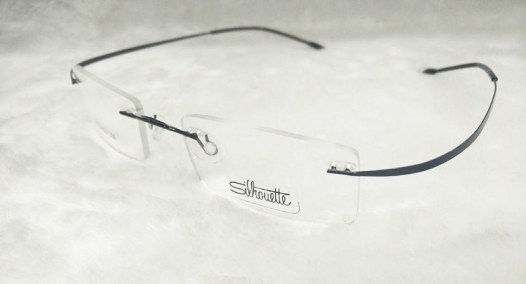 Supply Men and women ultra-light rimless glasses, super ...