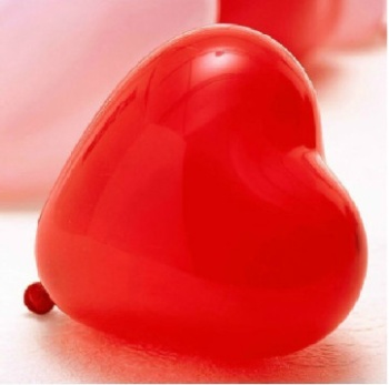 1.5 g love balloon inflatable toys